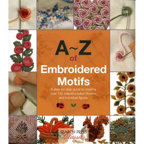 A-Z of Embroidery Motifs