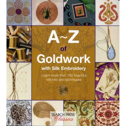 A-Z of Goldwork